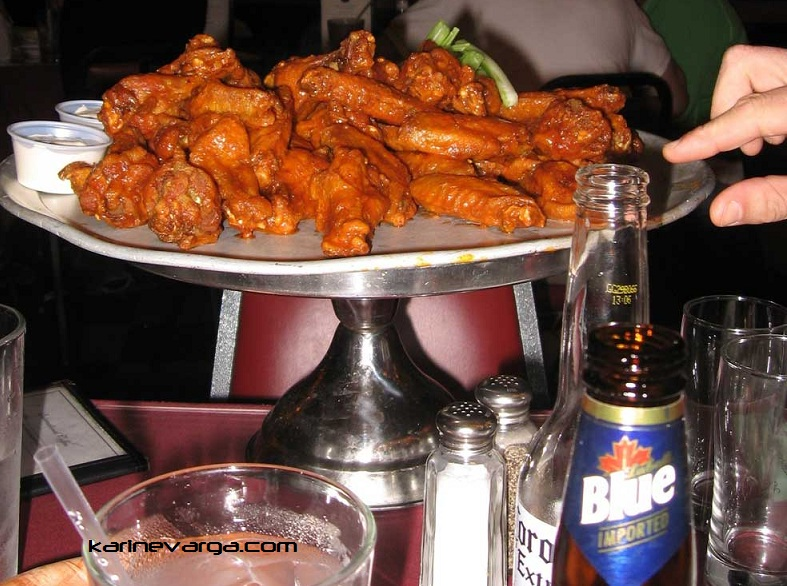 Wings @ Anchor Bar